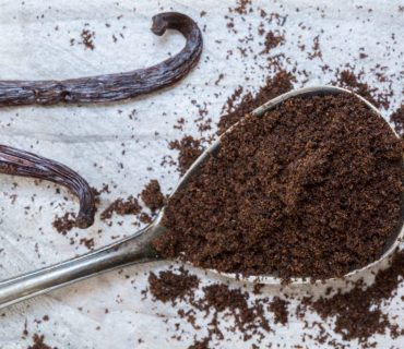 Make vanilla bean powder homemade